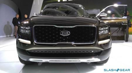 Kia Telluride Full-Size Luxury SUV Image Gallery