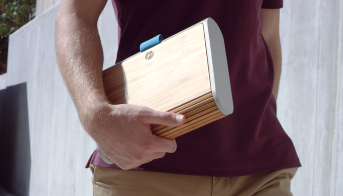 Prepd Pack lunchbox is both attractive and smart