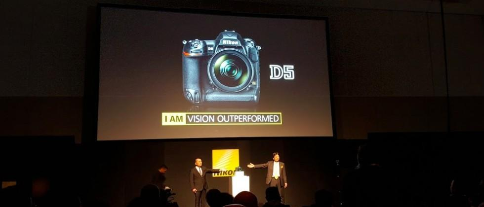 Nikon D5 unveiled with new AF system, 4K UHD video