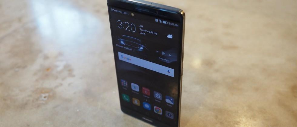 Huawei Mate 8 Global edition release date and hands-on