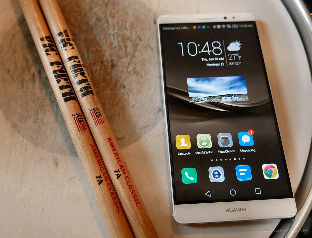 Huawei Mate 8 Review - SlashGear