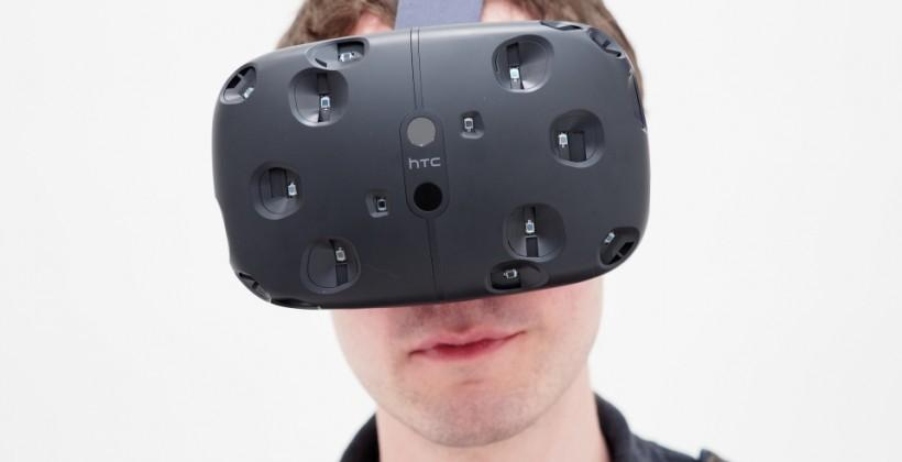 HTC Vive gets a pre-order date