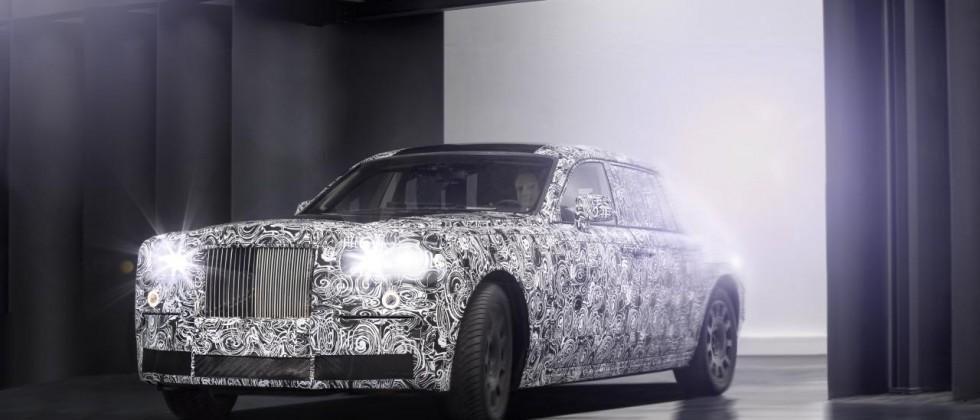 Rolls-Royce moving to aluminum space-frame in 2018