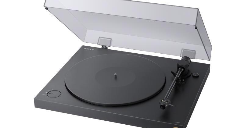 Sony's new turntable straddles fine line between vinyl and digital