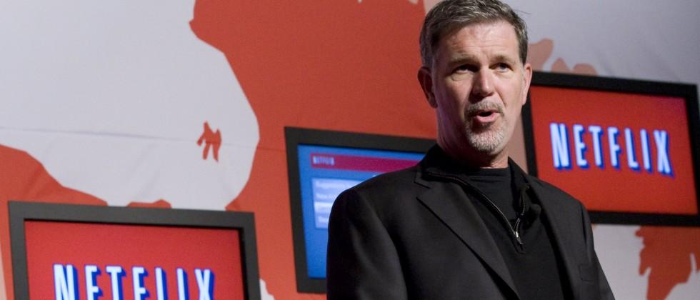 Netflix's Reed Hastings unveils $100m philanthropic fund
