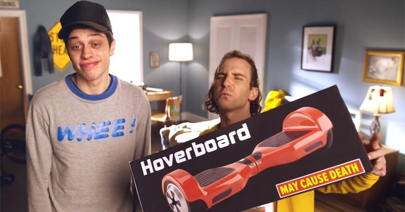 Amazon offers refunds on all hoverboards