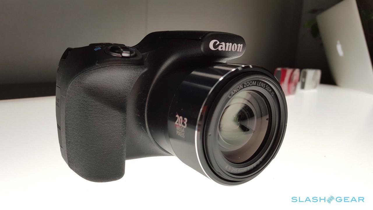 Canon PowerShot gets 2 super zoom SX, 3 compact ELPH cameras
