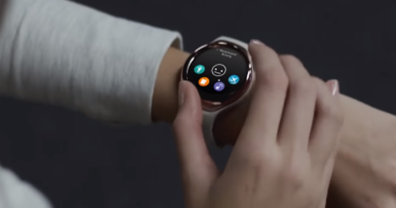 Samsung's upcoming fitness tracker looks more like a smartwatch