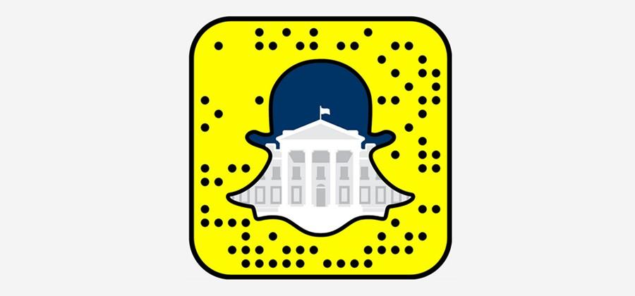 White House's latest social effort lands it on Snapchat