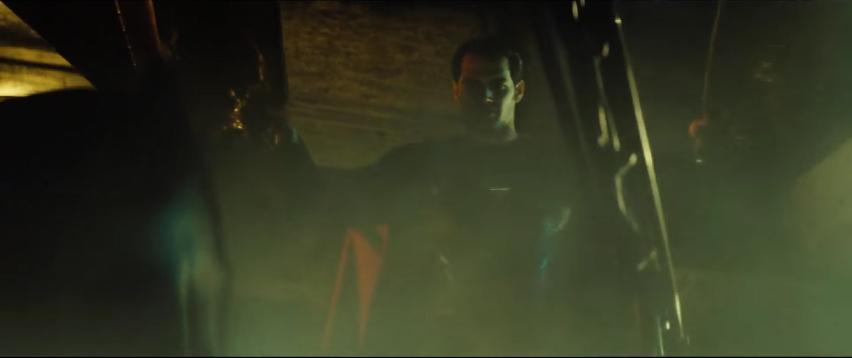 Batman v Superman exclusive clip drops during Conan