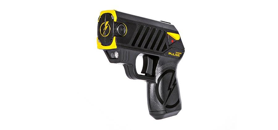 TASER Pulse is a new self-defense weapon for the public