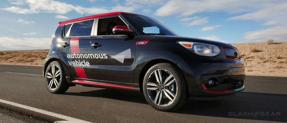 Kia's making self-driving cars more human: I went for a ride