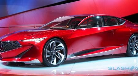 Acura Precision Concept gallery