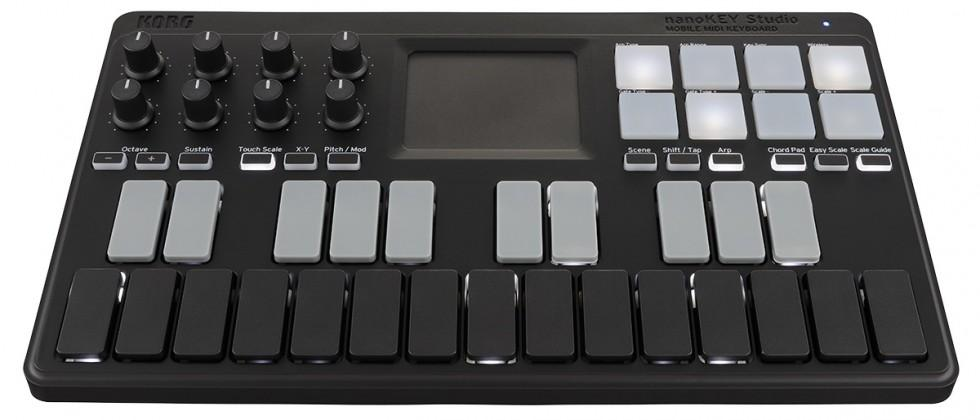Korg offers iPad musicians an on-the-go studio