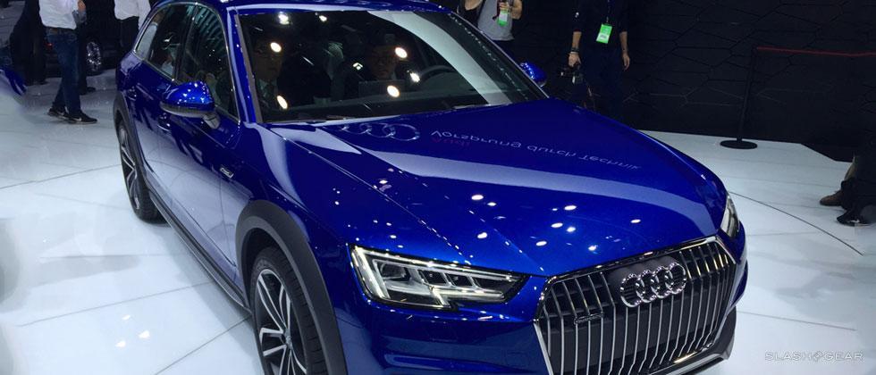 2017 Audi A4 Allroad Quattro first look