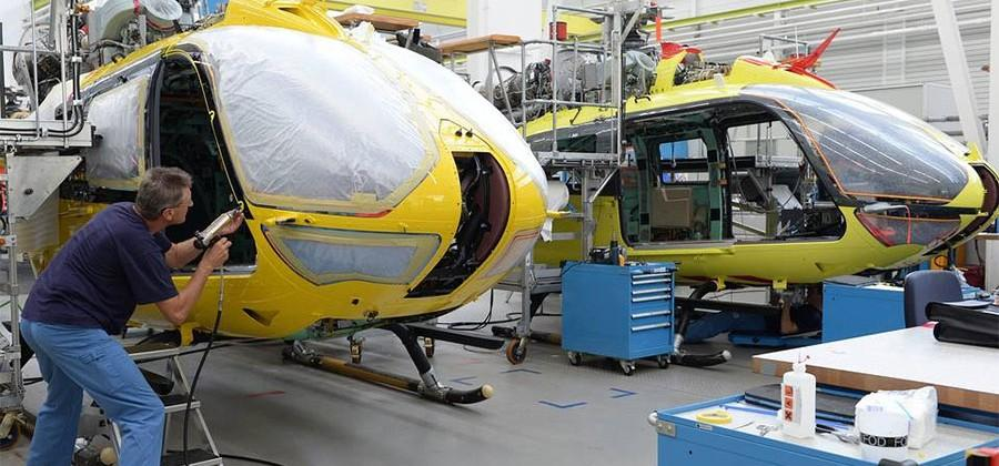 Airbus to provide Uber with helicopters