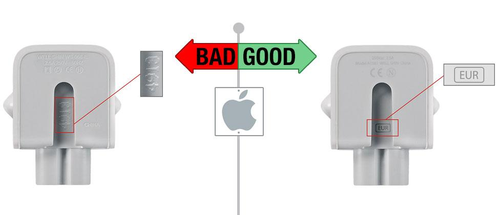 PSA: Your Apple AC adapter may need to be replaced