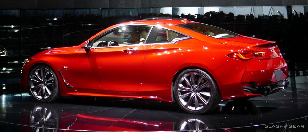 2017 Infiniti Q60 Sports Coupe first look