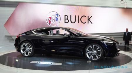 Buick Avista Concept gallery