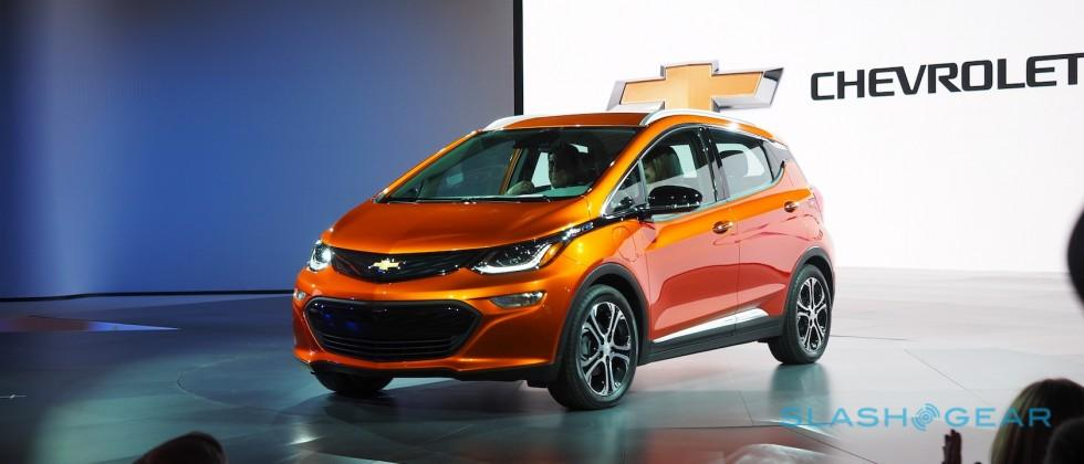 Chevrolet's Bolt EV gets 200HP and 0-30 mph in 2.9s