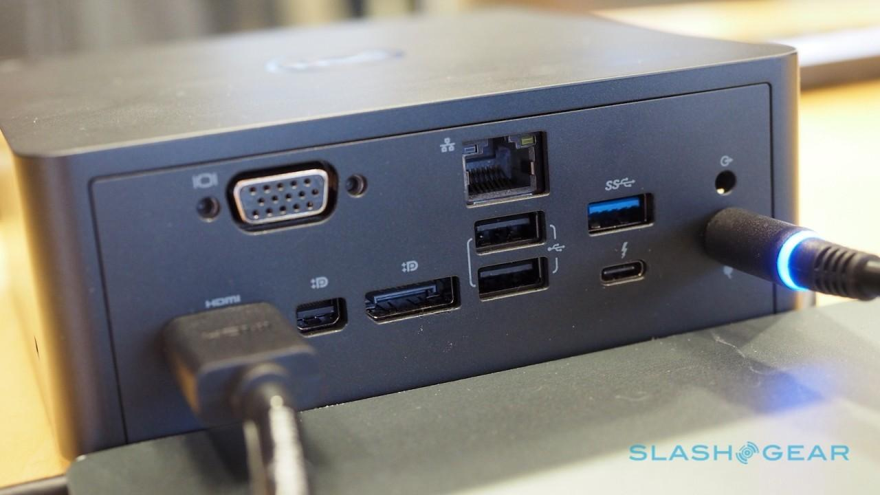 Dell outs USB-C and Thunderbolt 3 docks (and Macs can play too