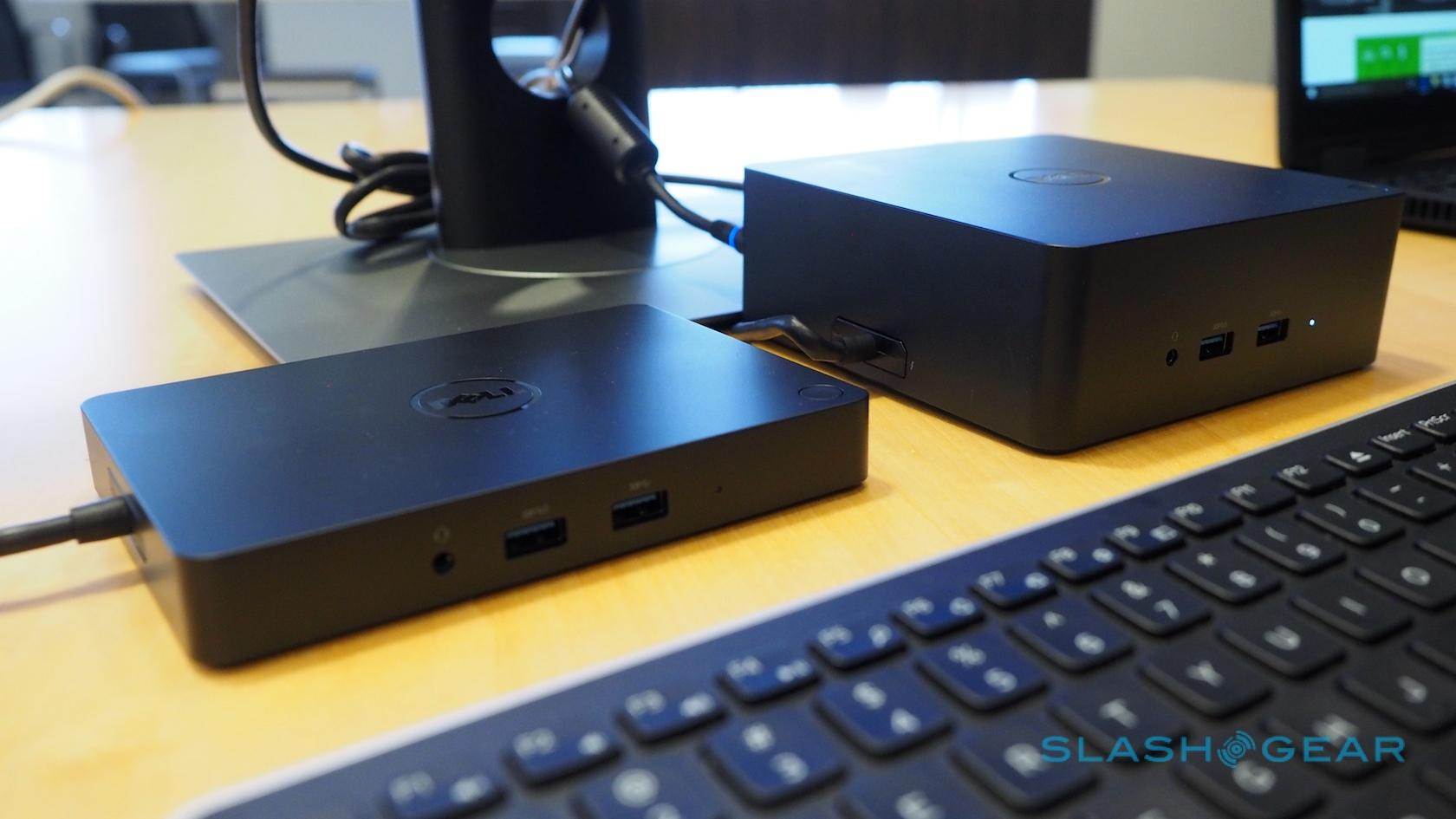Dell outs USB-C and Thunderbolt 3 docks (and Macs can play
