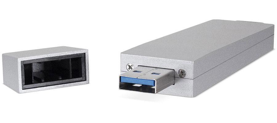 Envoy Pro mini SSD packs 480GB in thumb drive form factor