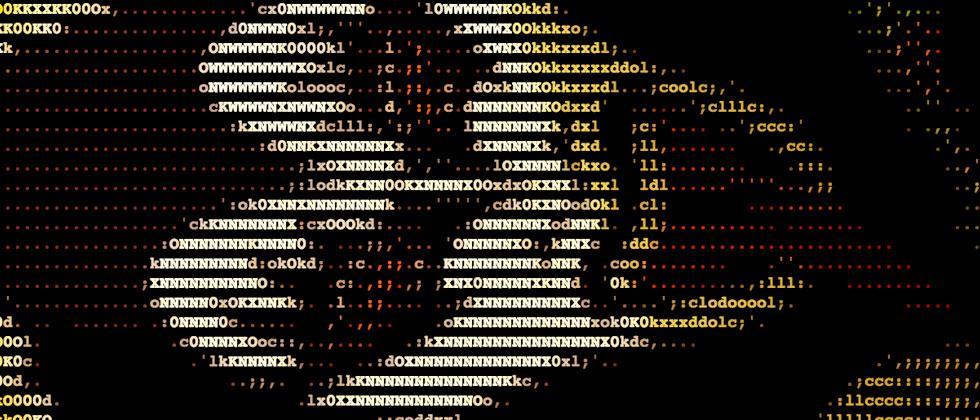 Facebook and Instagram pics have an ASCII art secret