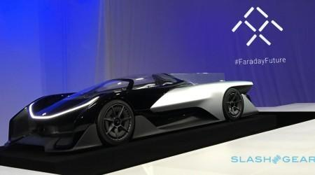 Faraday Future FFZERO1 Concept gallery