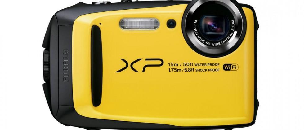 Fujifilm FinePix XP90 is waterproof to 50-feet