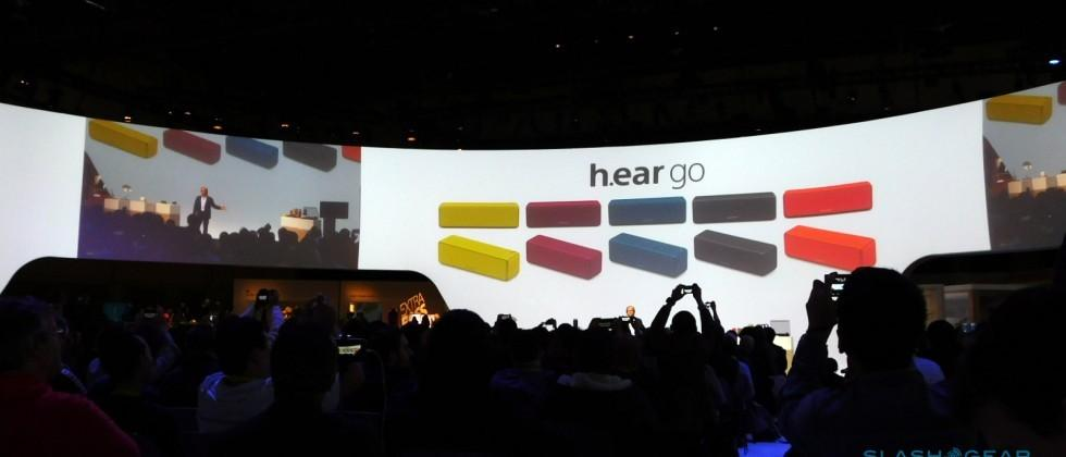 Sony h.ear Series scores new wireless headphones and speakers