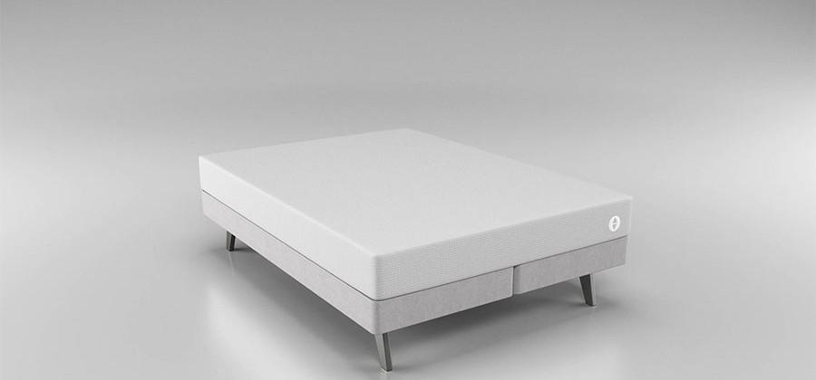 It bed by Sleep Number has integrated sensors to improve sleep