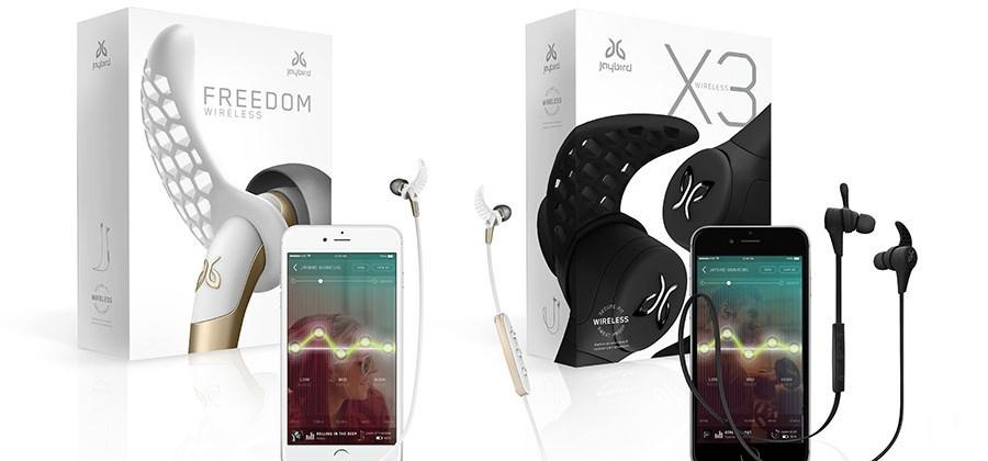 Jaybird Freedom wireless earbuds have customizable sound
