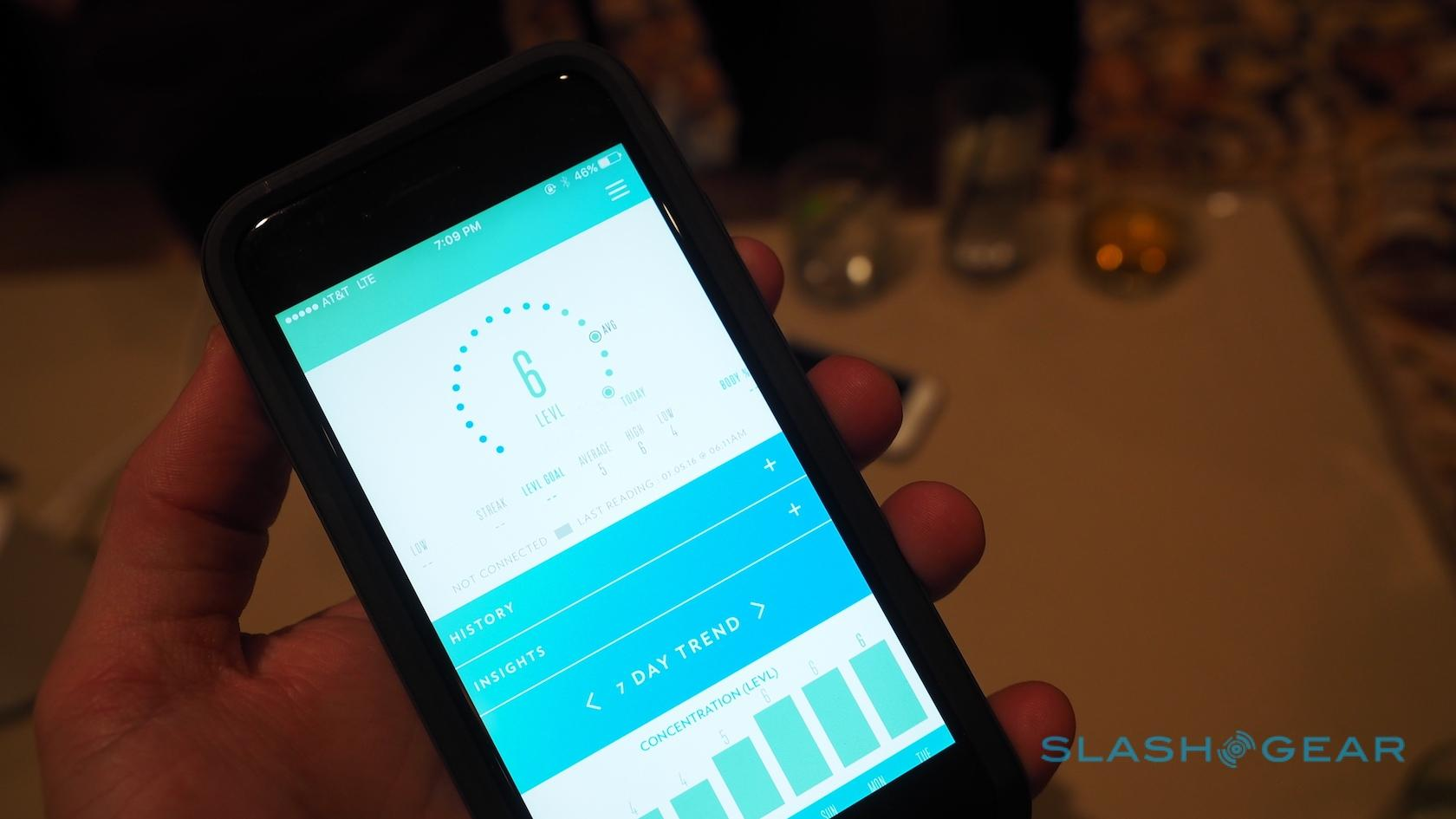 Levl Hands On Measuring Fat Loss With Your Breath Update