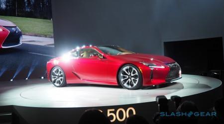 Lexus LC 500 Coupe gallery