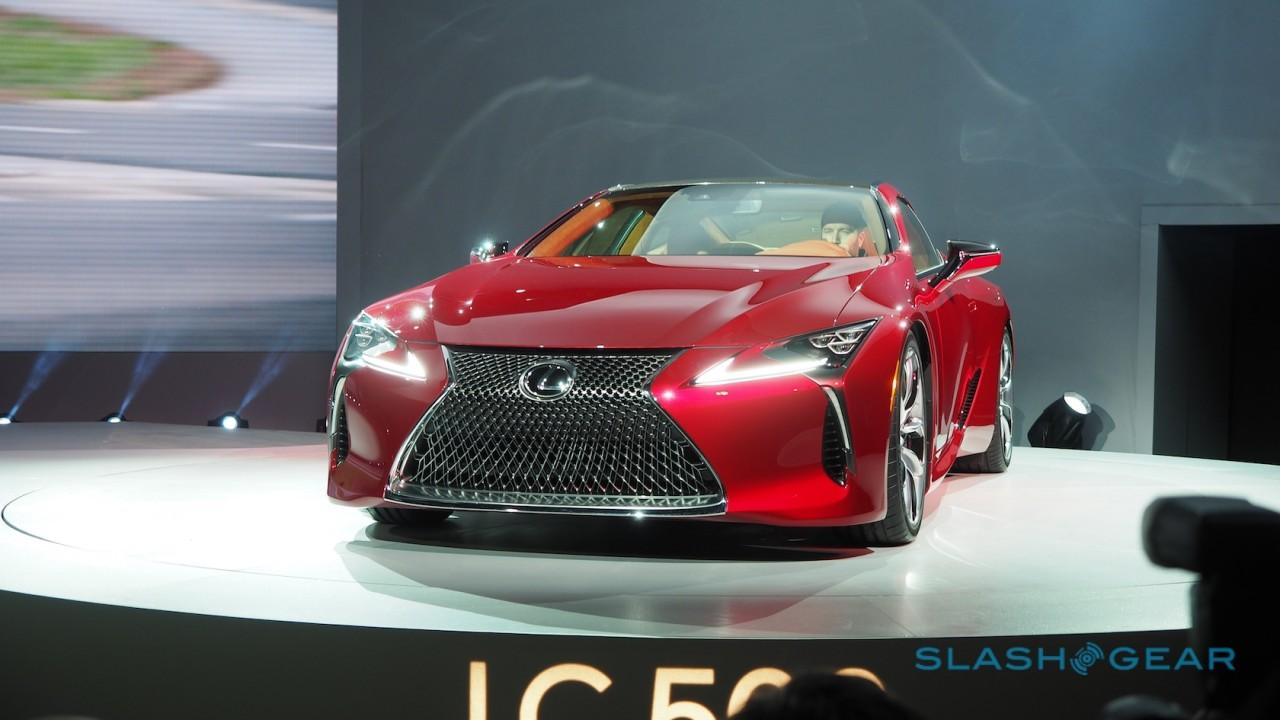 Nobody - even Lexus - thought the LF-LC concept would be put into production. We were all wrong, and how glad we are