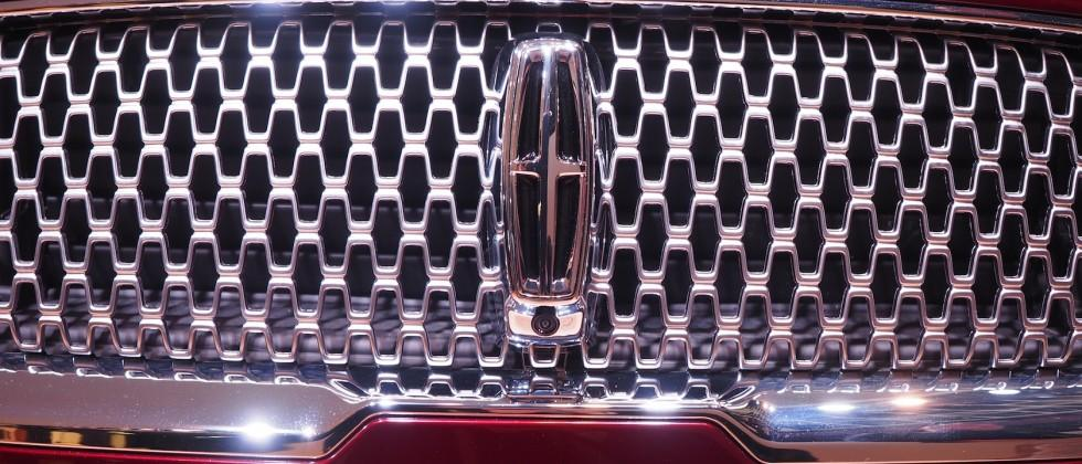 2017 Lincoln Continental gallery