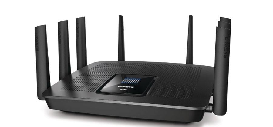 Linksys launches EA7500 MAX-STREAM MU-MIMO networking solutions at CES 2016
