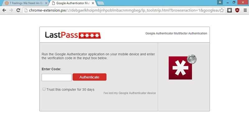 LastPass phishing attempts leave users' passwords vulnerable