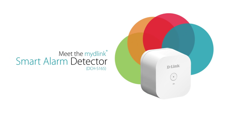 D-Link Smart Alarm Detector gives regular smoke alarms new powers