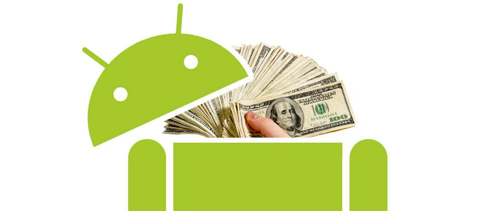 Oracle spills Google's total Android revenue and profit