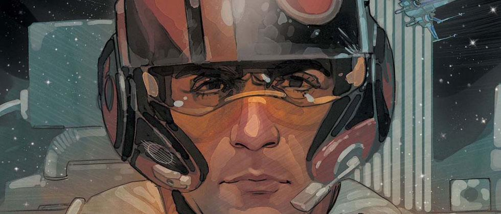 Poe Dameron and BB-8 roll into their own comic book series