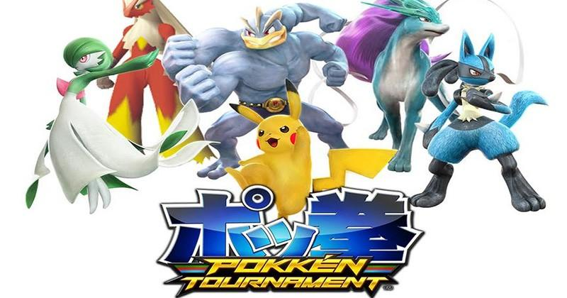 Pokken Tournament gets an official release date