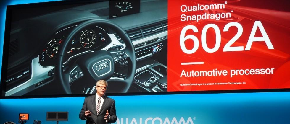 Qualcomm drives dashboard tech with Audi chip win
