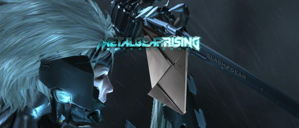 Metal Gear Rising: Revengeance Review for NVIDIA SHIELD Android TV