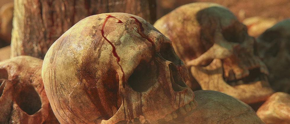 Conan Exiles: an epic-looking game that might be brutal