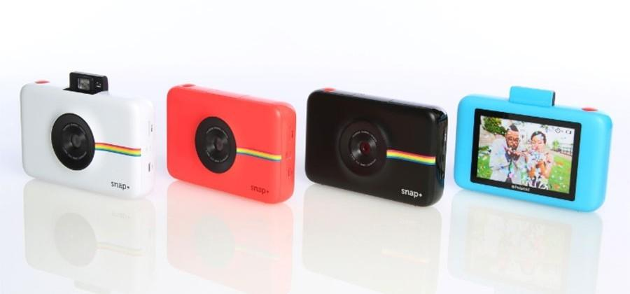 Polaroid Snap+ instant camera has 3.5-inch LCD and 13MP sensor