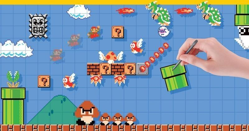 Nintendo will ban your Mario Maker levels if they're not up to snuff