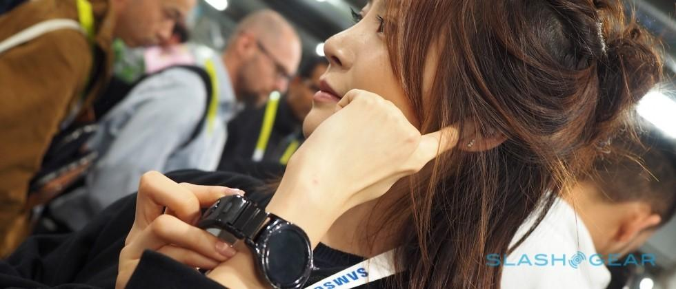 This is TipTalk, the smart watch strap that makes you Inspector Gadget