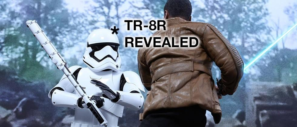 Star Wars: The Force Awakens – Who is TR-8R?